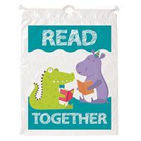 Drawstring Book Bags. PD137-2263