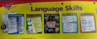 Language Skills Bulletin Board Set of 5
