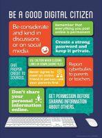 Be A Good Digital Citizen PD136-9292