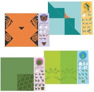 Origami Activity Bookmark PD137-6287