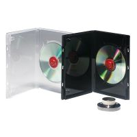 Anti-Theft DVD Cases