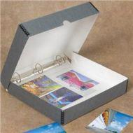 Three Ring Binder Storage Box