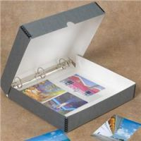 Three Ring Binder Storage Box