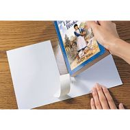 Non Acidic Adhesive Book Cover- Polycover