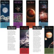 Fun Facts Space Bookmarks, 200/pack