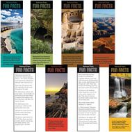 National Park Fun Facts Bookmarks, 200/pack