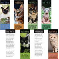 Cat Fun Facts Bookmarks PD137-0857