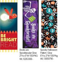 Glow In The Dark Book Marks