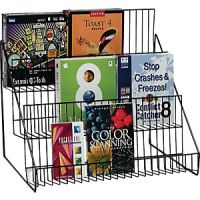 Table Top Wire Display Rack 3 Tiers PD137-3800