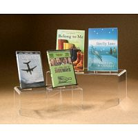 Acrylic Display Riser Set Of Five Extra Large