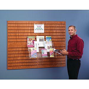Slatwall Panel