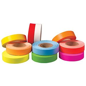 Colour Code Paper Tape