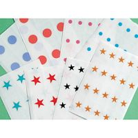 Prelaminated Colour Stars -1/2