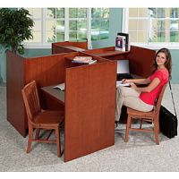 Study Carrels Quad Design 19PMT714-1397