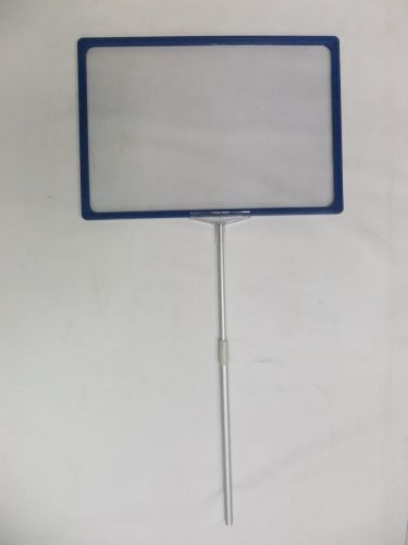 Handheld Lightweight A3 Frame Sign Post