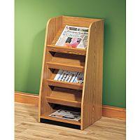 Newspaper Rack for End of Range Design 14PMT482-6661