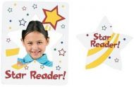 Magnetic Photo Frame Star Reader