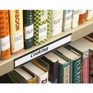 Magnetic Shelf Label Holder 1/2