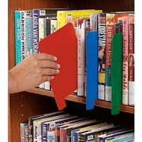 Plastic Shelf Marker Assorted colour PD128-0237