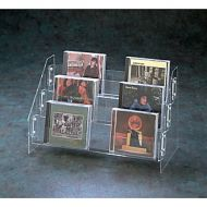 4 Tiers Tabletop Acrylic Display PD127-5411