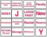 Circulation Labels 1