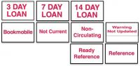 Circulation Labels 1.25