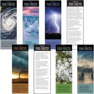 Fun Facts Of Weather Bookmark PD137-3860