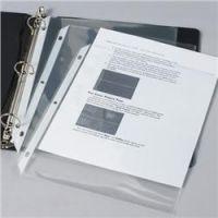 Three Ring Topper Sheet Protectors