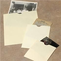 Archival Safe Photo And Negative Storage Envelopes Library