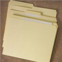 Archival Safe Standard File Folder Letter Size