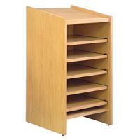 Atlas Stand with 5 Fix Shelves 14PMT355-0252