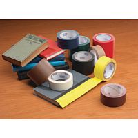 Vinyl Coated Cloth Book Spine Repair Tape 12 mil thickness PD807276
