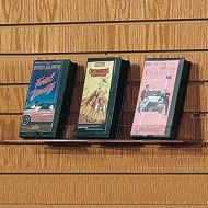 Slatwall DVD & Book Holder. PD148-7108
