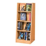 End Of Range Open Top Book Cases 16PMT766-0801D