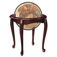 Queen Anne Floor Globe