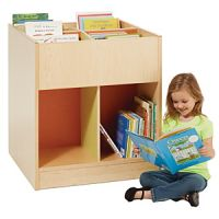 4 Compartments Kid Browser Cart