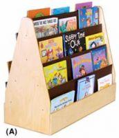 Mobile Cascading Economical Book Shelves