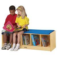 Kid Reading Bench. 19PMT472-7294