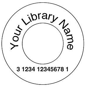 Custom Imprint Label