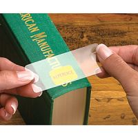 Clear Label Protector LP005  (Label size 2.5cmx3.8cm)