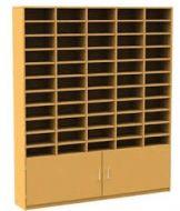 Pigeon Hole Storage Cabinet Custom. 19PMT493-custom