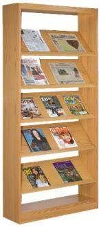 Magazine Rack-Wooden Design