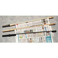 Wood Newspaper Sticks