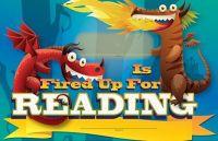 Reading Award Certificate. PD136-4568