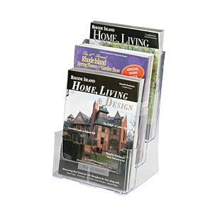 Table Top Magazine Holder A4 size. SBS3-A4