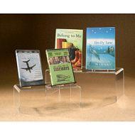 Acrylic Display Riser Set of Five. 16PMT799-5424