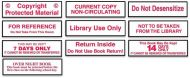 Circulation Labels 3